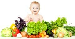 Правильный пищевой рацион при грудном вскармливании