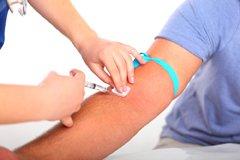 Сдать анализ крови на ВИЧ