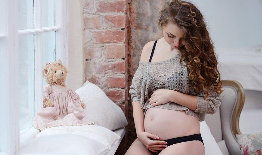 Почему живот колит 6 месяц беременности thumbnail