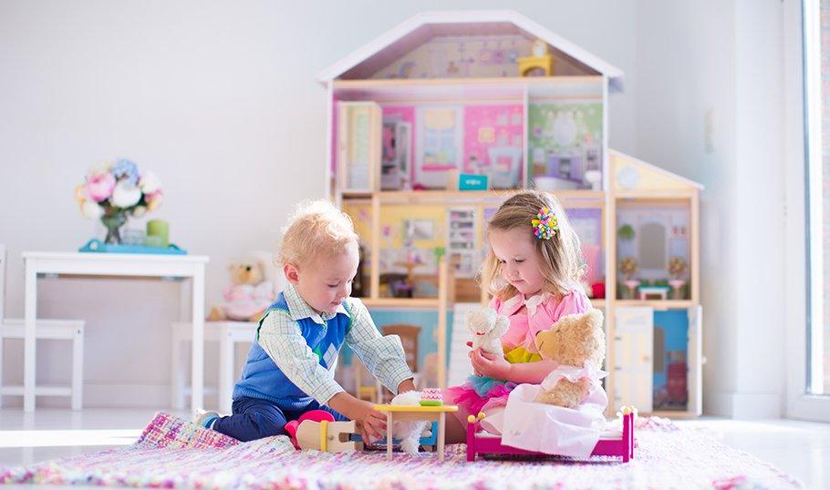 Особенности развития детей раннего возраста – Ребенок в детском саду