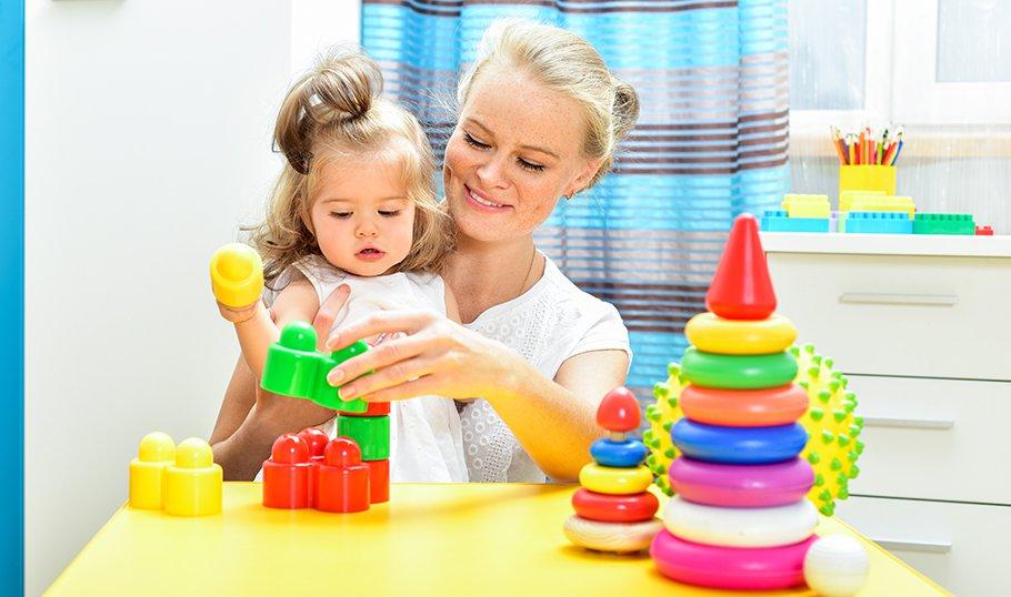 Воспитание ребенка 2х лет