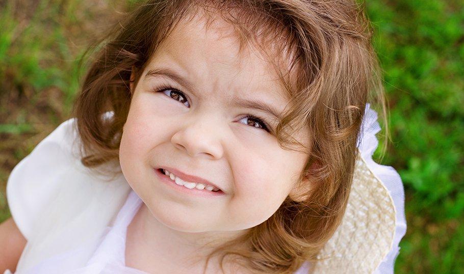 У ребенка 4 года кариес на зубах