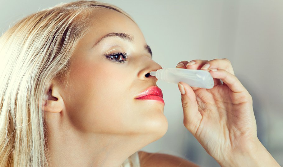 Можно ли беременным деринат в нос