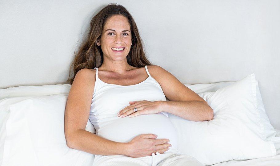 Общее состояние беременной 1