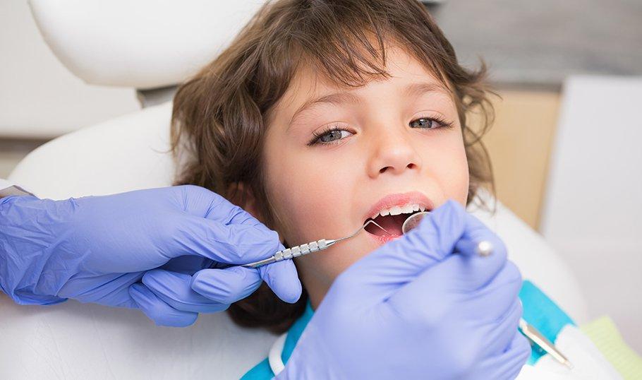 Статистика кариеса зубов у детей