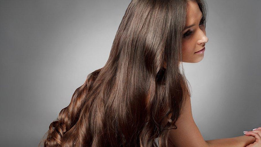 цвет волос мокко