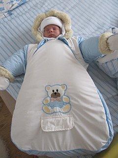 Как одевать новорожденного фото