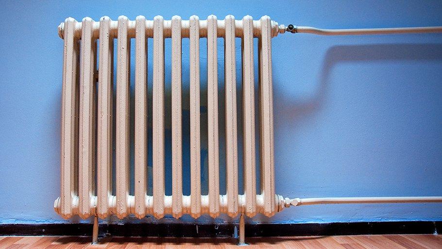 Как быстро и эффективно помыть батарею отопления