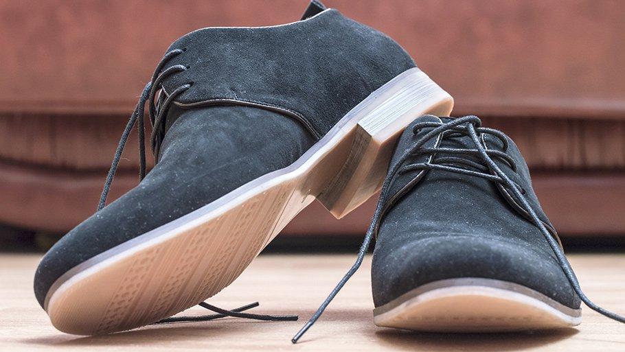 Как растянуть обувь замшевую в домашних условиях