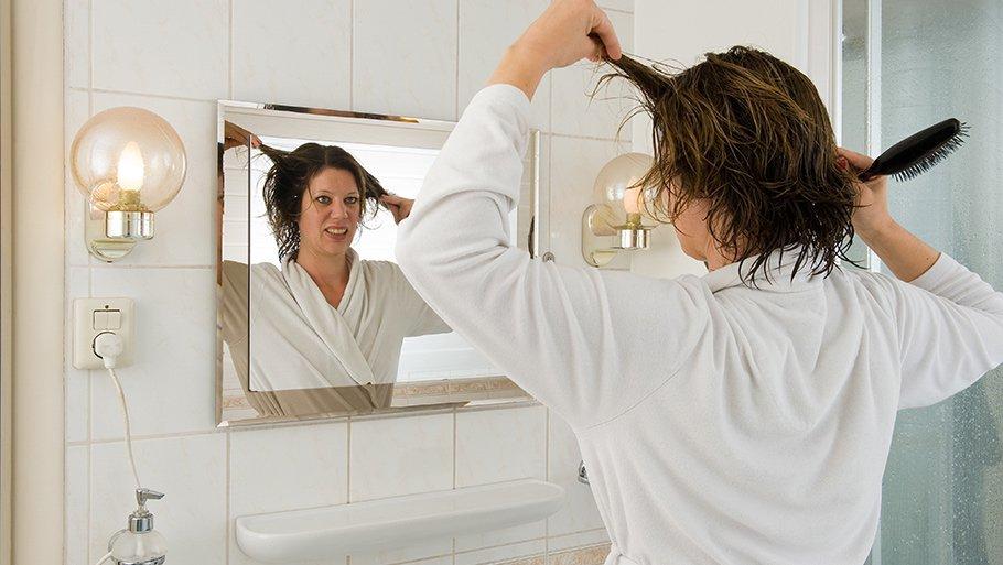 Как избавится от перхоти в домашних условиях фото