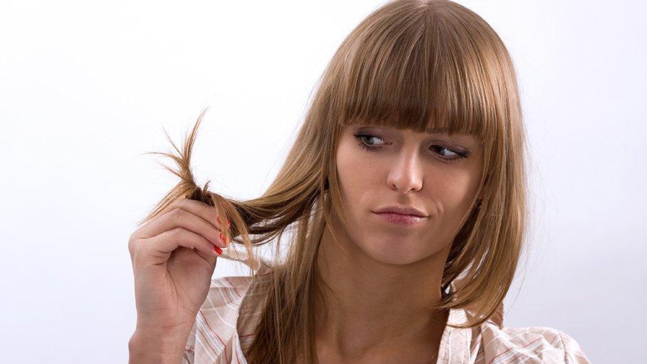 Как сделать волосы сухими у корней