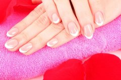 Восстановление ногтей после наращивания гелем