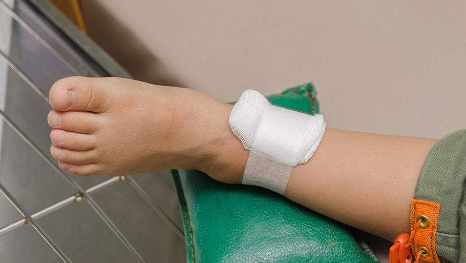 обработка порезов