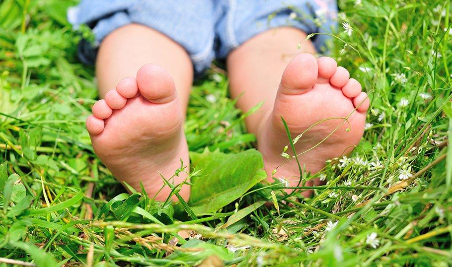 Ночью болят ноги у ребенка