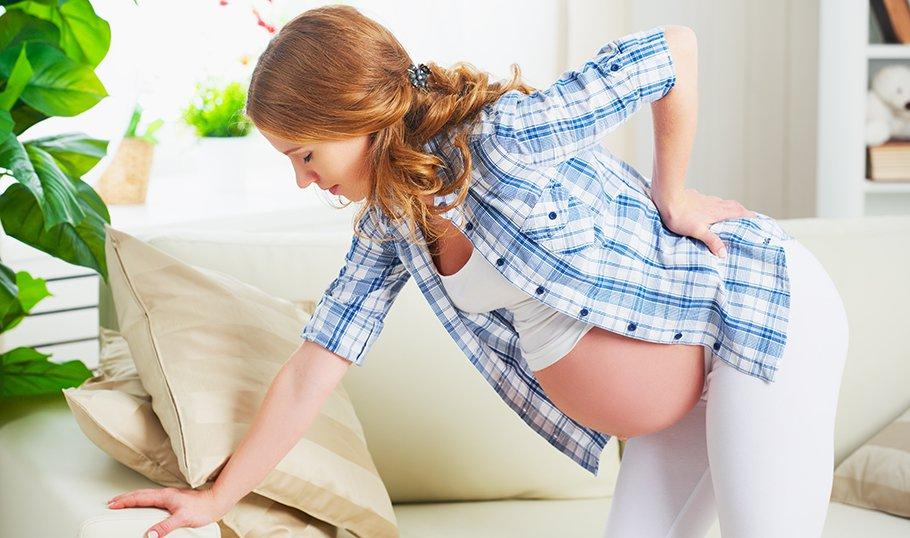 Паховые мышцы болят при беременности