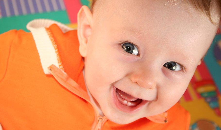 Количество зубов у детей согласно возрасту