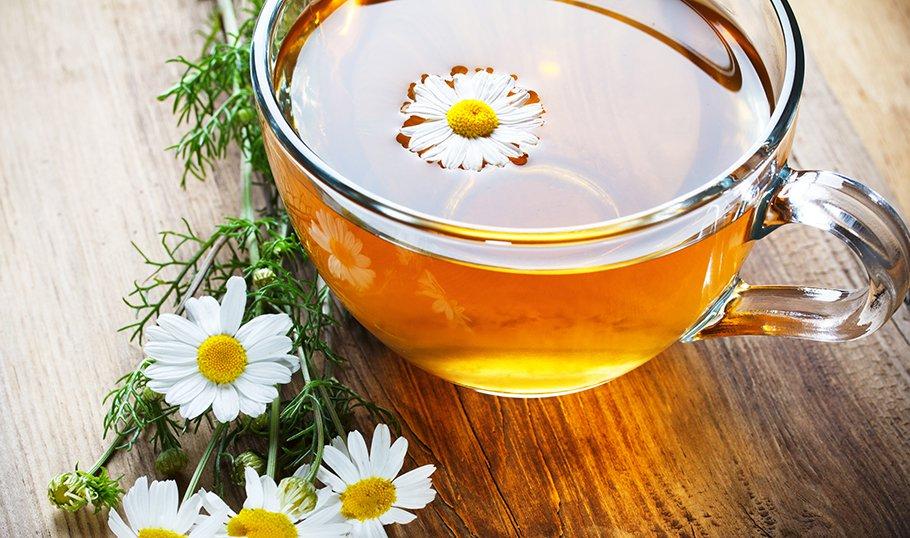 Ромашка с шалфеем чай чем полезен