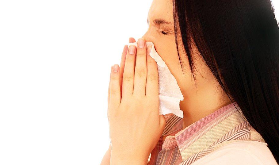 аллергия при гв у мамы чем лечить
