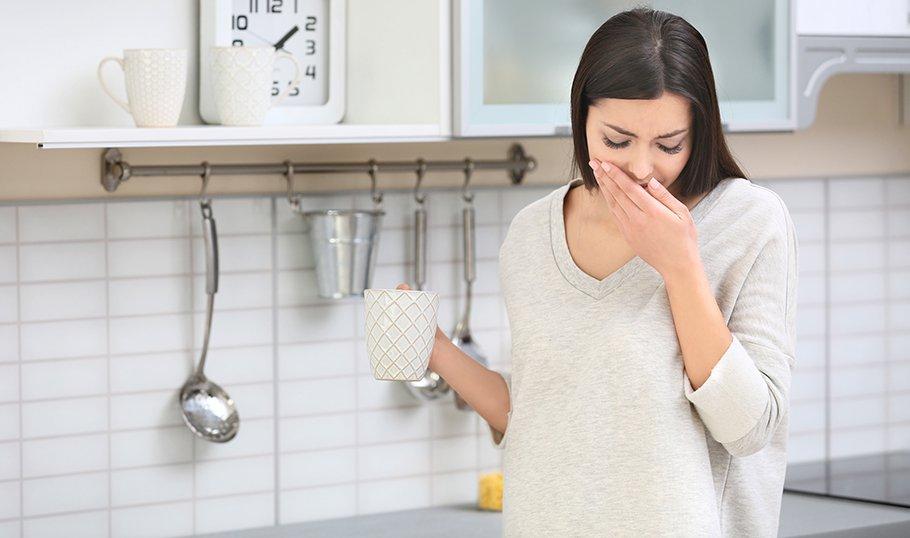 Отрыжка во время беременности на ранних сроках