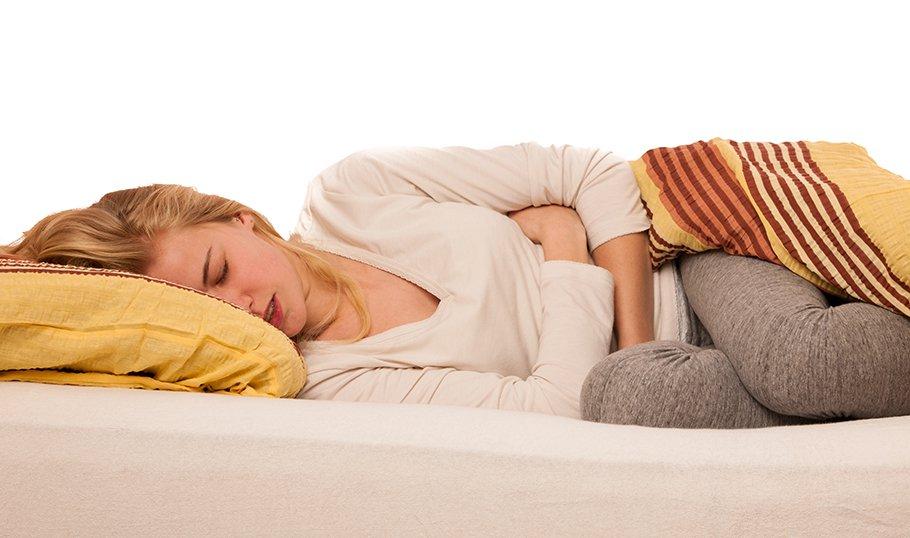 Когда даёт о себе знать внематочная беременность
