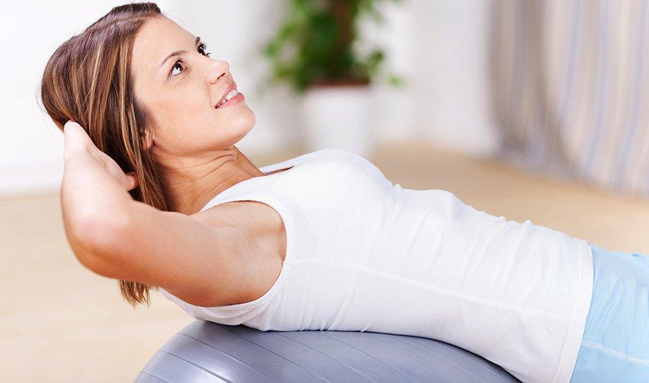 Эффективные упражнения для боков с картинками 4